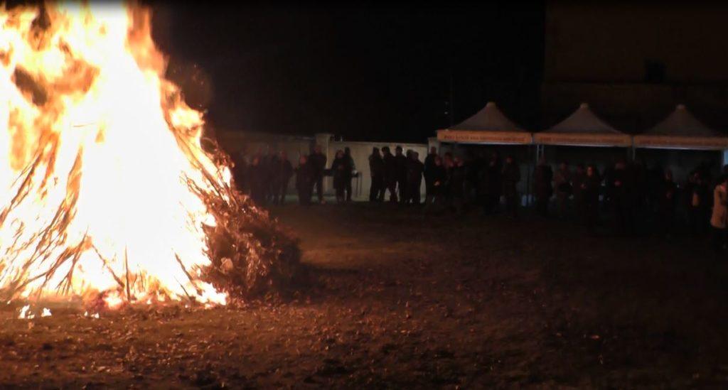 fuoco s.antonio